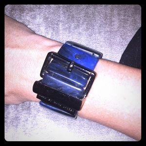 Marc by Marc Jacobs blue cuff